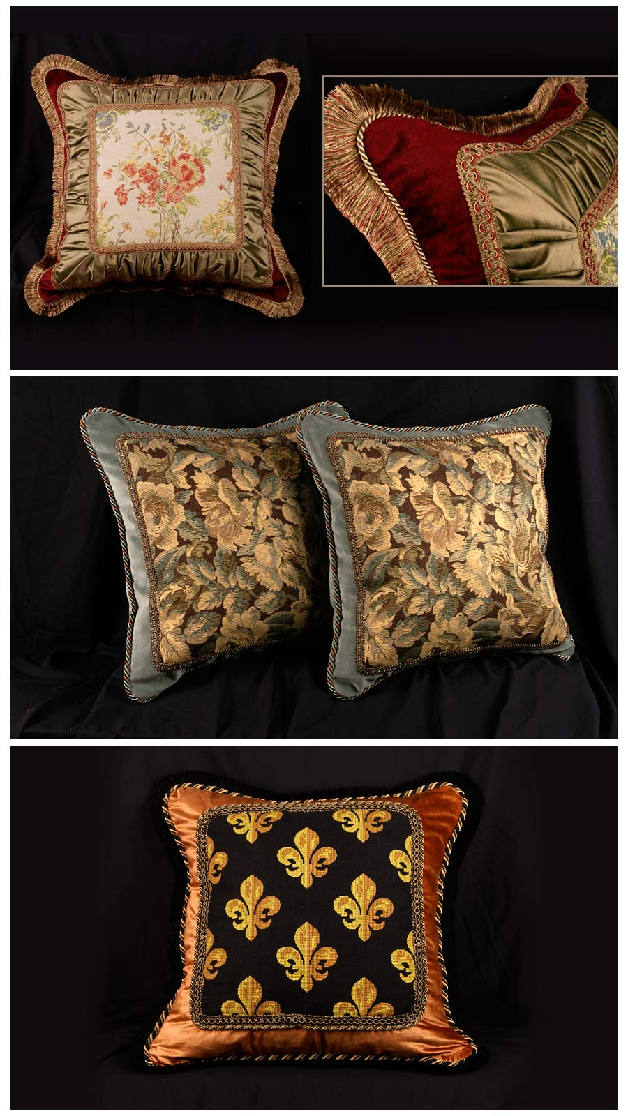 Anatomy Of A Decorative Pillow Part 1 Pillow Designs