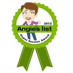 Spiritcraft Design Earns Esteemed 2012 Angie's List Super Service Award