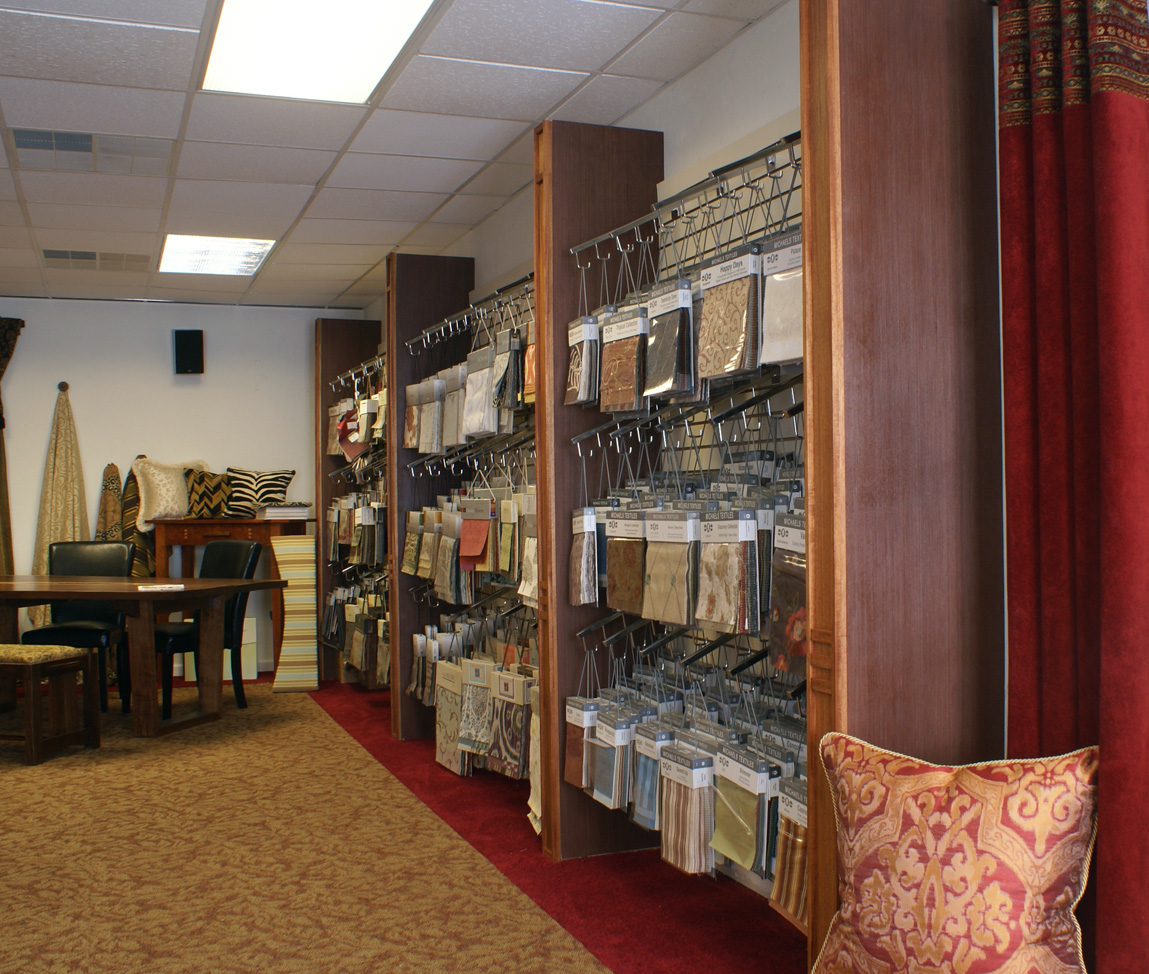 Interior Design Center And Fabric Workroom In East Dundee, IL